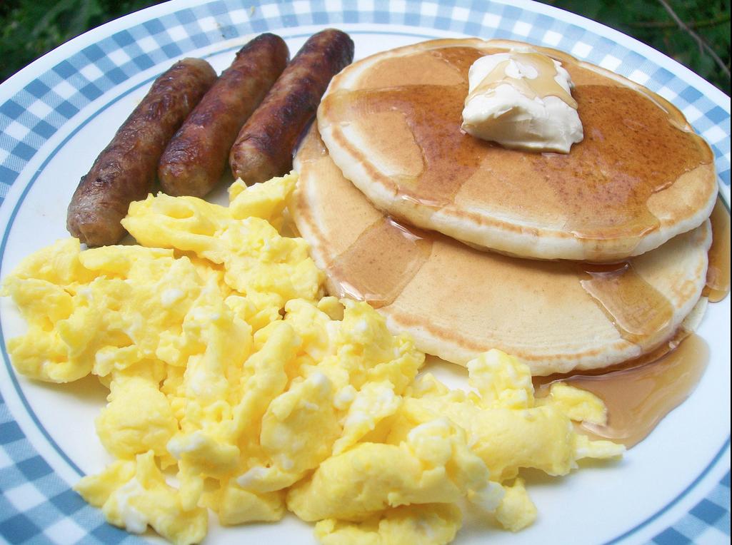 Annual Presbyterian Church Buckaroo Breakfast